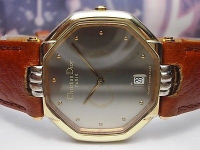 christian dior paris date plated quartz men s watch christian dior paris date plated quartz men s watch designerjewelrygalleria com christian dior christian dior paris date plated quartz men