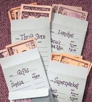 envelopes for money management