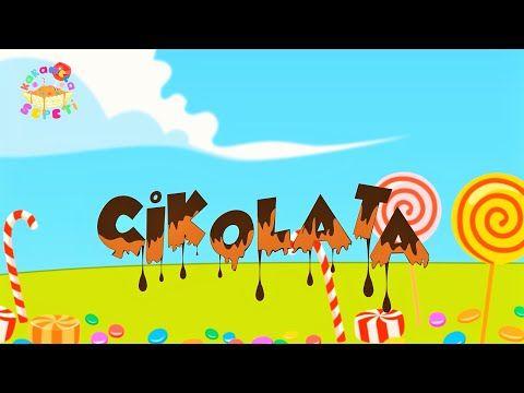 Çikolata - Çizgi Film Çocuk Şarkısı - Karamela Sepeti Çocuk Şarkıları