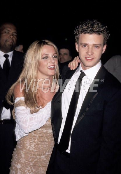 Britney Spears and Justin Timberlake - Justin Timberlake