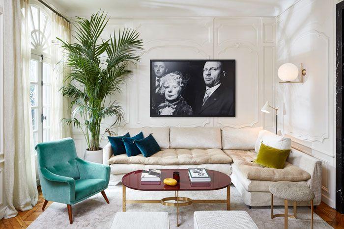 Laura Gonzalez, Paris apartment, ellegant, Hollywood, wow