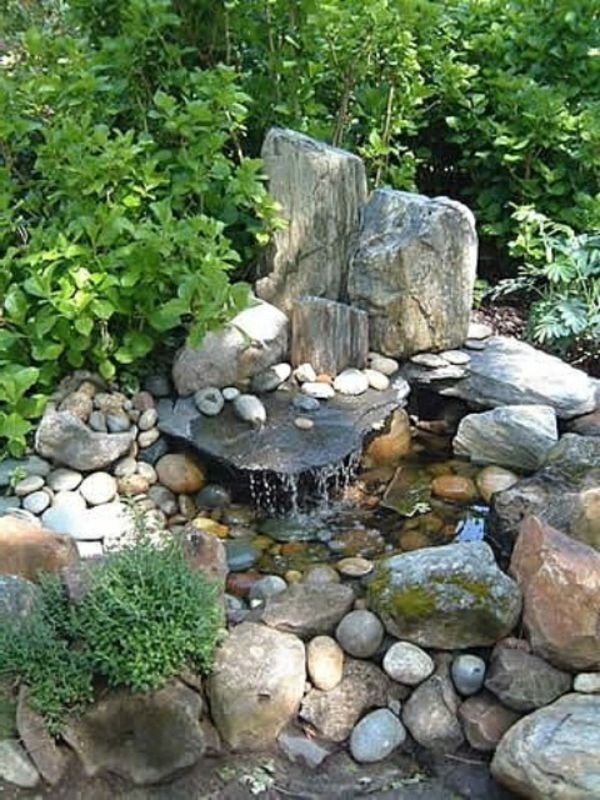 37 best Bassins de jardin images on Pinterest | Water gardens ...