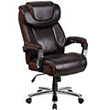 Flash Furniture Hercules Series 500 lb Brown Leather Executive Swivel Office Chair with Height Adjustable... This office chair features plenty of thick, plush padding for comfort along with an https://thehomeofficesupplies.com/flash-furniture-hercules-series-500-lb-brown-leather-executive-swivel-office-chair-with-height-adjustable-headrest/