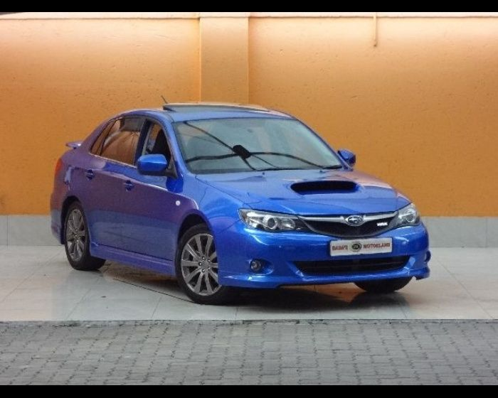 2010 subaru impreza wrx premium hatchback