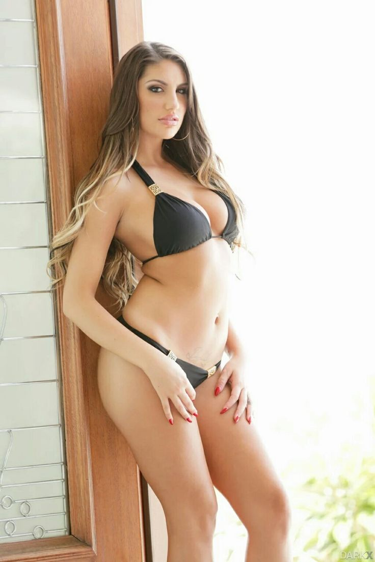 august ames bra size