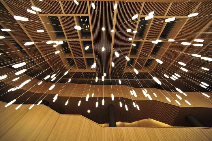 Galeria de Projeto de Iluminação: Teatro del Lago / LLD – Limarí Lighting Design - 13