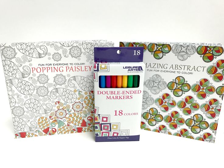 Enter For A Chance To Win 1 Copy Each Of Popping Paisley Adult Coloring Book And