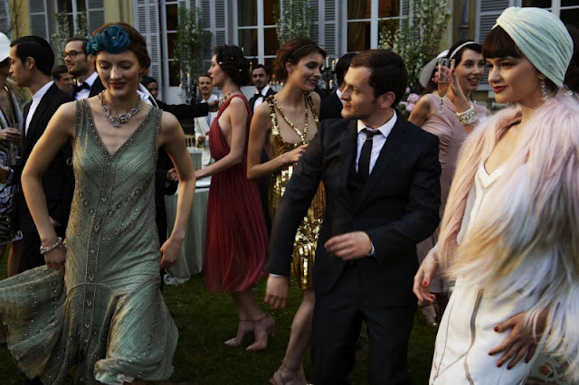 Great Gatsby inspired fashion / styles.: Partial France, 1920 S, The Great Gatsby, David Vasiljevic, Style, 1920S Fashion, Dress, Costume