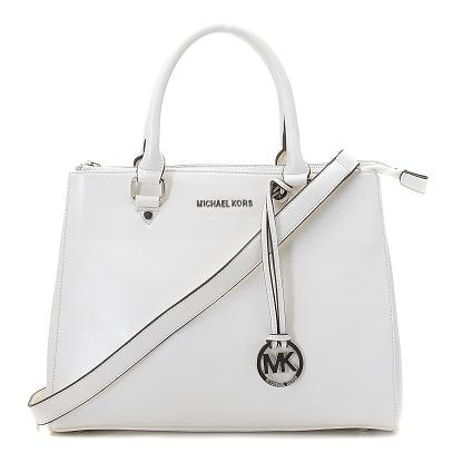 Michael Kors bags and Michael Kors handbags Michael Kors Large Bedford  Dressy Tote White