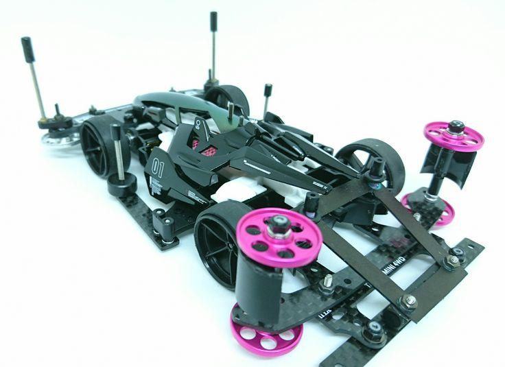 ミニ四駆 MA chassis 'Variant'