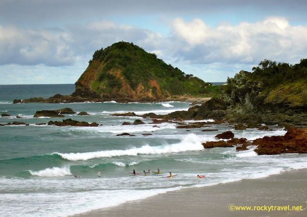 Nobby's Beach, Port Macquarie, New South Wales