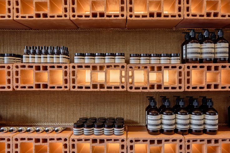 Aesop Store in Sao Paulo by Campana Brothers | Yellowtrace