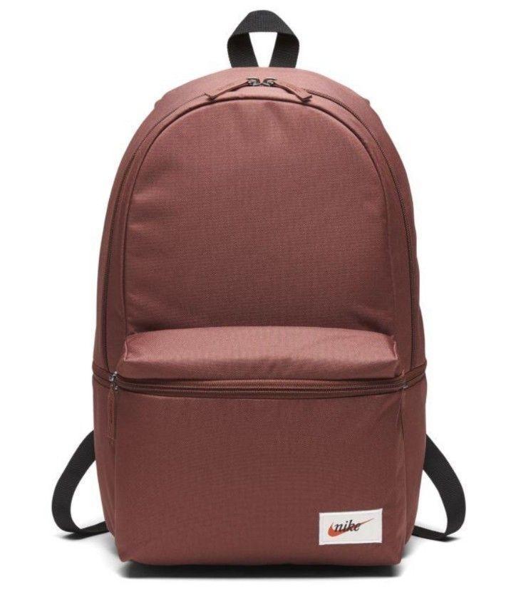 ebde65f8af NIKE SPORTSWEAR HERITAGE BACKPACK BA4990 235 CLASSIC BOOK SCHOOL BAG  Nike   Backpack
