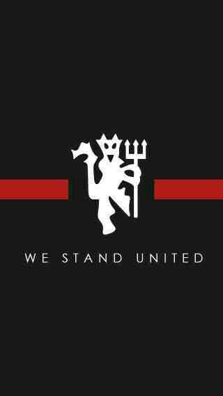 Man Utd wallpaper.