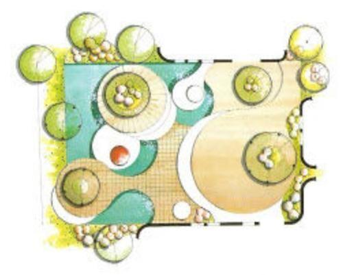 Best 25+ Backyard Layout Ideas On Pinterest   Front Patio Ideas, Patio  Design And Backyard Patio Designs