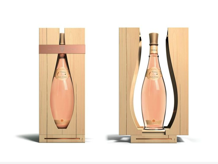 Luxe Packaging and display.