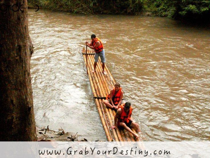Hilltribe trekking through the mountains of Northern Thailand #Thailand #Trekking #JasonAndMichelleRanaldi  #GrabYourDestiny #Travel www.GrabYourDestiny.com