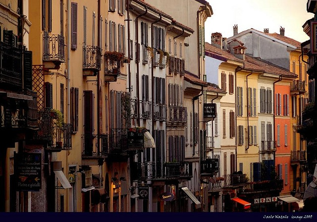 Pavia, Italy- another student teaching option! decisions, decisions...