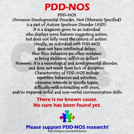 PDD-NOS Facts