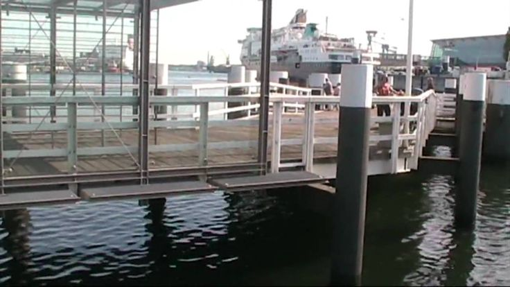 MSC Opera - Kiel: Arrival, Main Station and Canal