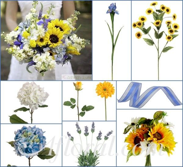 Black And Yellow Wedding Flowers: 25+ Best Ideas About Cornflower Blue Weddings On Pinterest