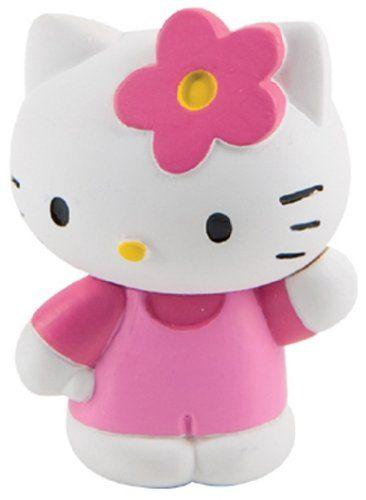 53450 - BULLYLAND - Hello Kitty: Amazon.de: Spielzeug