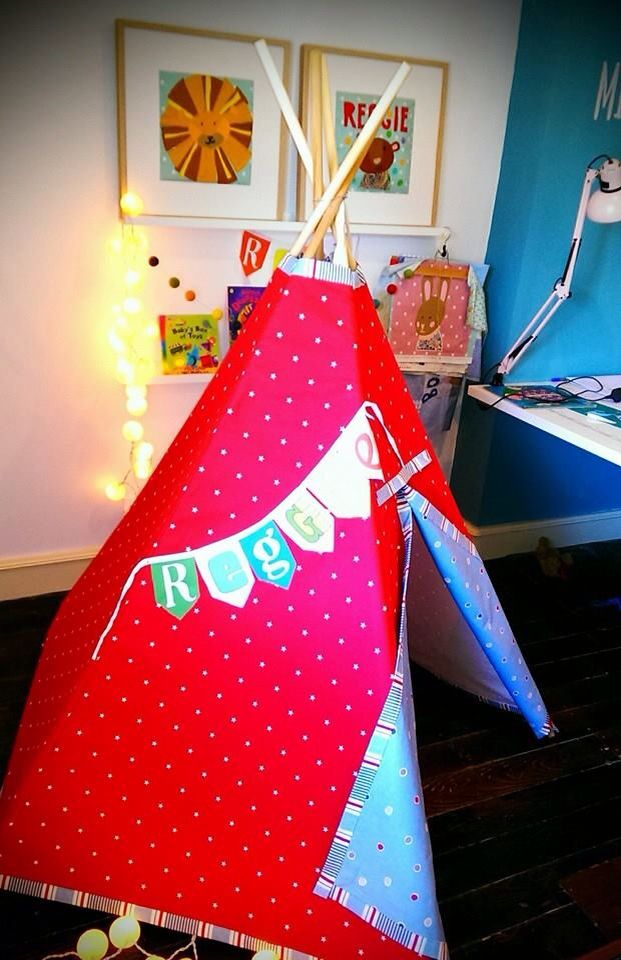 Personalised teepee tent Www.facebook.com/millyandskye & 10 best Milly and Skye teepee and play tents images on Pinterest ...