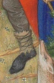 Horae ad usum romanum.  Date d'édition :  1401-1500  Latin 1156B  Folio 82r