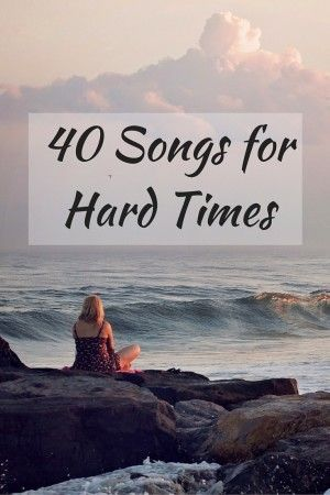 This song list is full of reflective, comforting, uplifting songs for hard times, whether that be a break-up, grieving a loss, a really bad day, or any time you feel sad or frustrated and need to let your feelings out. Youtube videos and spotify playlist included.