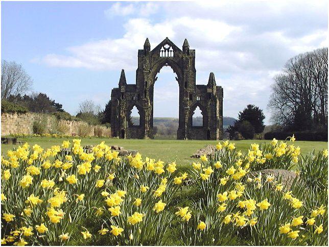Guisborough, Yorkshire