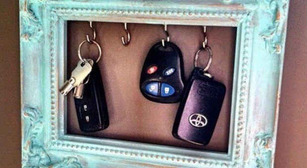 Που είναι τα κλειδιά μου