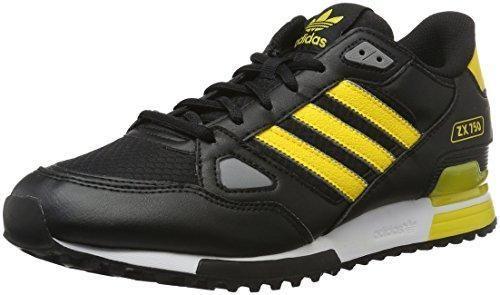 new style ea780 bade1 Comprar Ofertas de adidas Zx 750, Zapatillas de Deporte para Hombre, Negro  (Neg…  Zapatos y Complementos de Moda y Tendencia