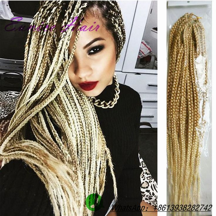 Tremendous 17 Best Images About Box Braids Hair On Pinterest Synthetic Hair Hairstyle Inspiration Daily Dogsangcom