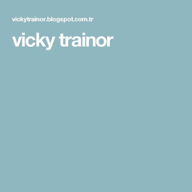 vicky trainor