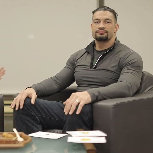 Instagram Roman Reigns Roman Reigns Family Wwe Roman Reigns