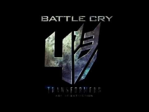 Imagine Dragons - Battle Cry Transformers Age of Extinction - YouTube