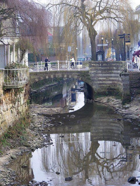 ✯ Stream Reflections- Geul River, Valkenburg, The Netherlands