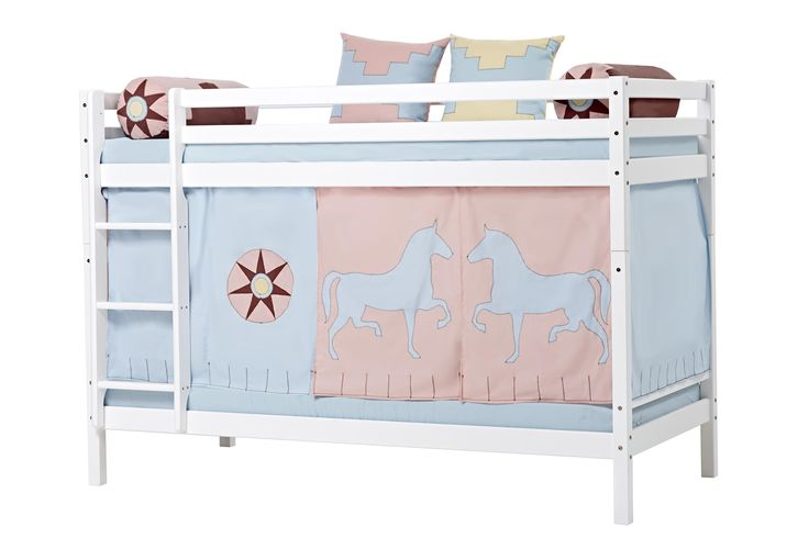 Basic Indian Girl Bunkbed by Hoppekids