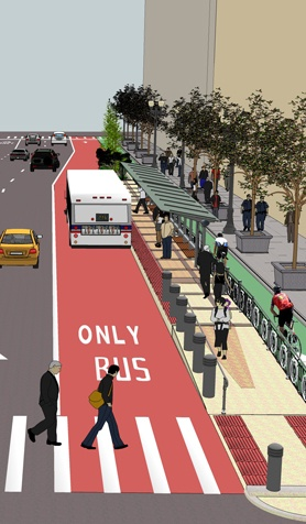 BRT Chicago -- A project to make Ashland & Western faster public transit.