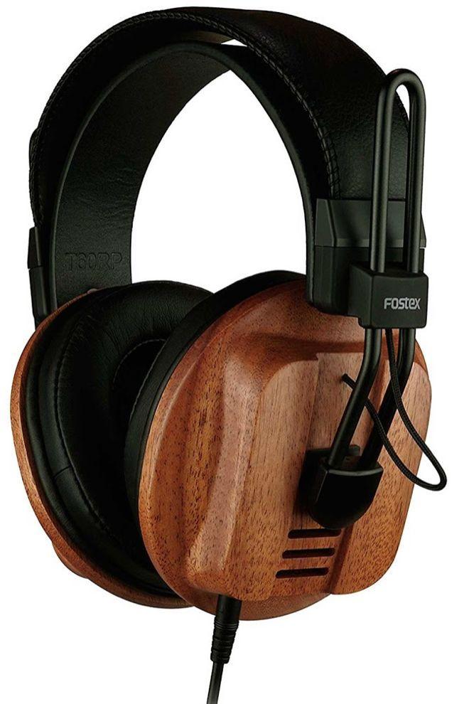 T60rp Regular Phase Headphones From Fostex The Audiophile Man Diy Headphones Retro Headphone Diy Headphone Stand