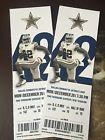 Ticket  (2) Dallas Cowboys vs Detroit Lions Tickets 12/26/16 (Arlington) #deals_us