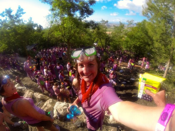 Travel Bucket List: Attend the epic Wine Battle (Batalla del Vino) in Haro, Spain!
