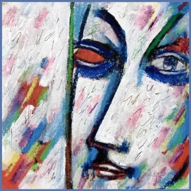 "Saatchi Art Artist Nicola Capone; Painting, ""icon064"" #art"
