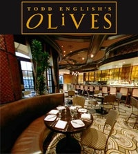Todd English's Olives is a Las Vegas Italian restaurant located inside Bellagio Hotel & Casino    The scallops were excellent!