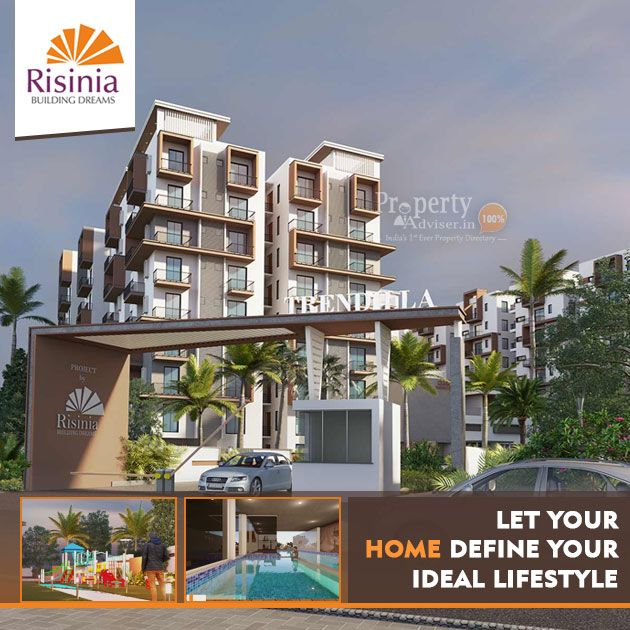Affordable 2 3 Bhk Flats At Luxury Gated Community In Bachupally Hyderabad Affordable Apartments Real Estate Gated Community