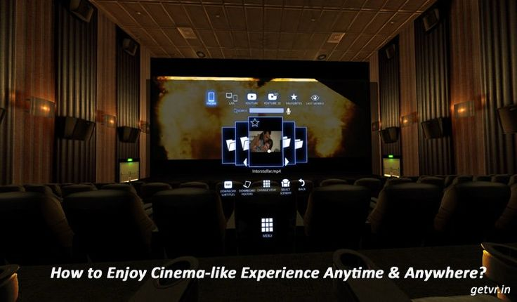 Do you know you can have a PVR cinema of your own and that too literally anytime and anywhere?