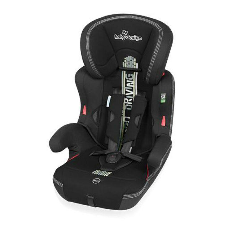 Scaun Auto Baby Design Jumbo