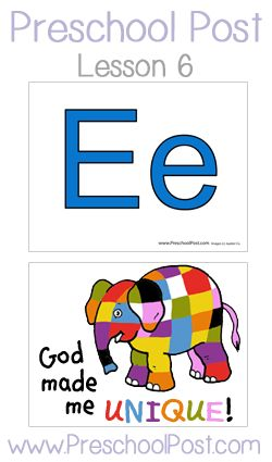 Free ABC Christian Preschool Lessons