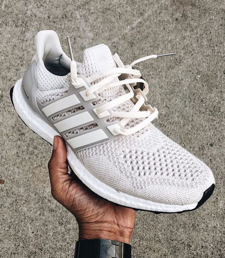 Adidas Ultra Boost Cream Outfit