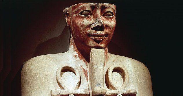 10 fatos estranhos sobre os faraós do antigo Egito.